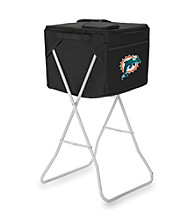 Picnic Time® NFL® Party Cube - Miami Dolphins Digital Print