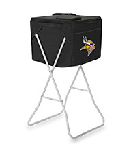 Picnic Time® NFL® Party Cube - Minnesota Vikings Digital Print