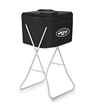 Picnic Time® NFL® Party Cube - New York Jets Digital Print