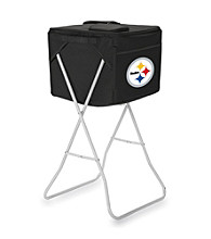 Picnic Time® NFL® Party Cube - Pittsburgh Steelers Digital Print