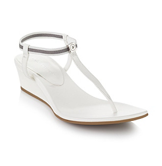 BCBGeneration Shoes, Jiggy Wedge Sandal Women's Shoes