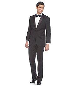Calvin Klein Men's Black 2-Piece Tuxedo