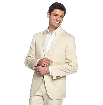 Kenneth Cole New York® Men's Tan Suit Jacket