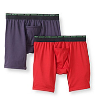 Jockey® Men's Sport Performance 2-Pack Midway Brief