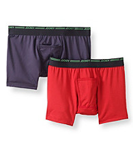 Jockey® Men's Sport Performance 2-Pack Boxer Brief