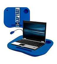 Laptop Buddy™ Blue Mobile Lighted Work Station
