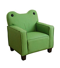 Acme Kermit Green Frog Youth Chair