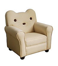 Acme Kitty Yellow Cat Youth Chair