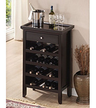 Acme Ivan Wenge Finish Wine Rack