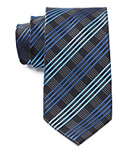 Geoffrey Beene® Men's Matrix Grid Neck Tie