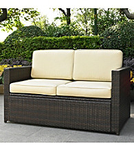 Crosley Furniture Palm Harbor Outdoor Wicker Loveseat