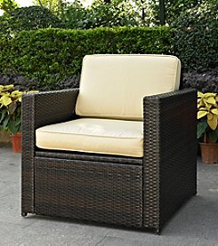 Crosley Furniture Palm Harbor Outdoor Wicker Chair