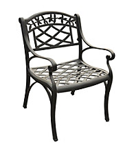 Crosley Furniture Sedona Cast Aluminum Arm Chair