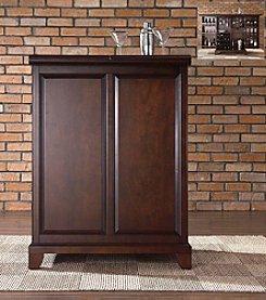 Crosley Furniture Newport Expandable Bar Cabinet