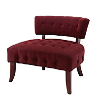 Powell® Lady Slipper Tufted Port Accent Chair