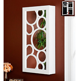 Holly & Martin® Zoey Wall-Mount Jewelry Mirror