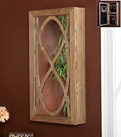 Southern Enterprises Gabriella Wall-Mount Jewelry Mirror