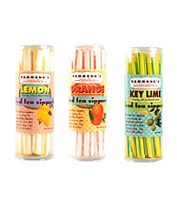 Hammond's Candies® Set of 3 Iced Tea Sippers