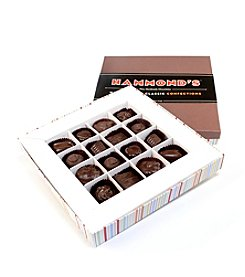 Hammond's Candies® 16-pc. Dark Chocolate Assortment Box