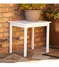Holly & Martin™ Warren White End Table
