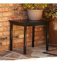 Holly & Martin™ Warren Black End Table