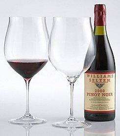 Wine Enthusiast Fusion Triumph Pinot Noir/Burgundy Wine Glasses 2-pc.