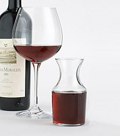 Wine Enthusiast Individual Decanters 4-pc.