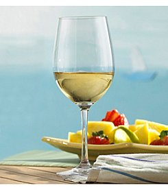 Wine Enthusiast Set of 4 Break-Free PolyCarb Chardonnay Wine Glasses