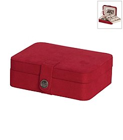Mele & Co Giana Jewelry Box - Red
