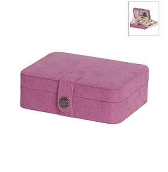 Mele & Co Giana Jewelry Box - Pink