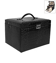 Mele & Co Dahlia Locking Jewelry Box