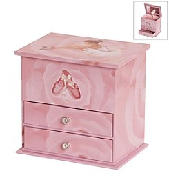 Mele & Co Casey Musical Ballerina Jewelry Box