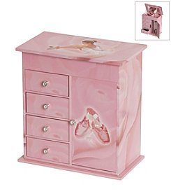 Mele & Co Callie Musical Ballerina Jewelry Box