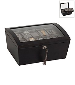 Mele & Co Royce Locking Watch Box
