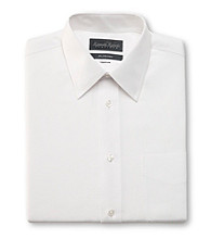 Kenneth Roberts Platinum® Men's White Pinpoint Dress Shirt
