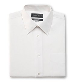 Kenneth Roberts Platinum® Men's White Pinpoint Dress Shirt