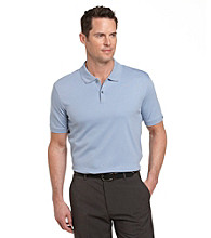 Calvin Klein Men's Short Sleeve Liquid Polo