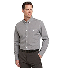Calvin Klein Men's Gingham Plaid Buttondown Shirt