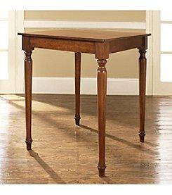 Crosley Furniture Turned Leg Pub Table