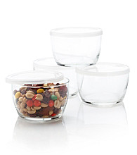 Libbey® 4-pc. Storage Bowl Set