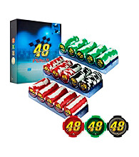 Trademark Global Jimmie Johnson NASCAR® Premium Poker Chip Set