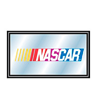 Trademark Global NASCAR® Framed Logo Mirror