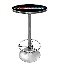 Trademark Global NASCAR® Chrome Pub Table