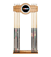 Trademark Global NASCAR® Billiard Cue Rack with Mirror