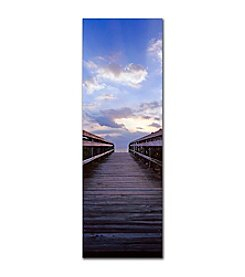 "Trademark Fine Art ""Destination"" by Preston  Canvas Art"