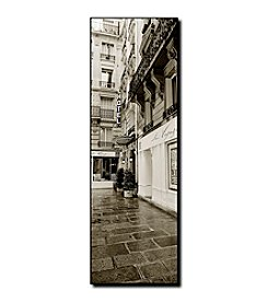 "Trademark Fine Art ""Hotel in Paris"" by Preston Canvas Art"