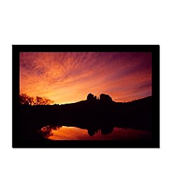 "Trademark Fine Art ""Sedona Sunrise"" by Kurt Shaffer Canvas Art"
