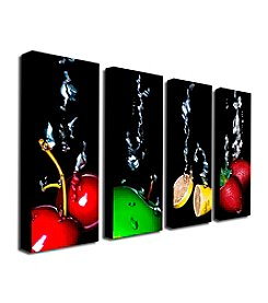 Trademark Fine Art Roderick Stevens 4-pc. Canvas Set