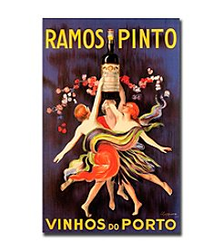 Trademark Fine Art Ramos Pinto Vinhos do Porto-Gallery-Wrapped Canvas Art