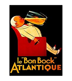 Trademark Fine Art Bon Bock Vintage Art